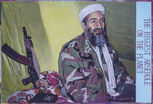 Osama – The Biggest Arsehole On the Planet