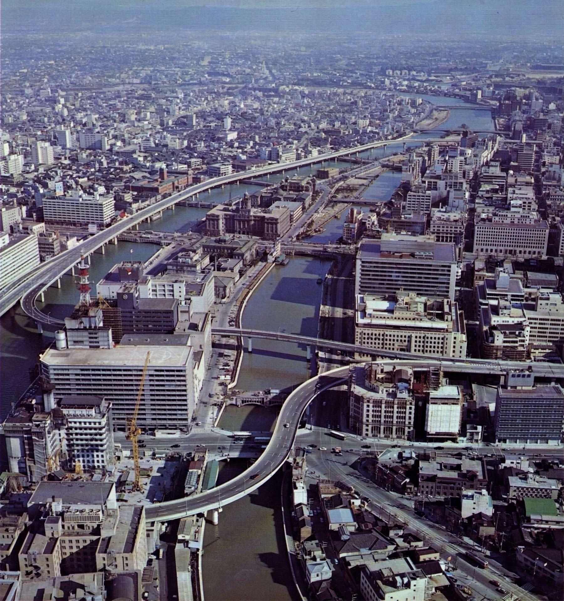 Photorealist painting - Source image | Osaka